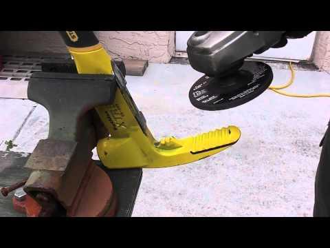 Download DIY Fatmax Breaching Tool