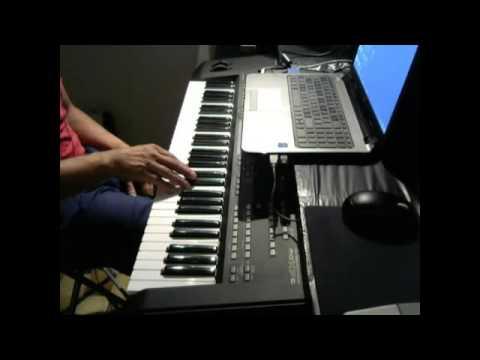 Yamaha Moxf6-Sax sounds