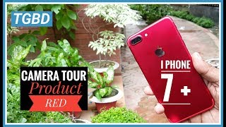 I phone 7 plus camera review Product RED bangla | Techgossipbd | iphone 7 before apple iphone 8
