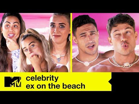 🔴Meet The Lads & Ladies Of Celebrity Ex On The Beach