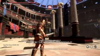 Ryse Son of Rome Multiplayer Sword Texture Issue