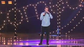 Melbourne International Comedy Festival Oxfam Gala 2014 - Tom Ballard