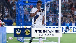 After the Whistle: Ola Kamara | July 7, 2018