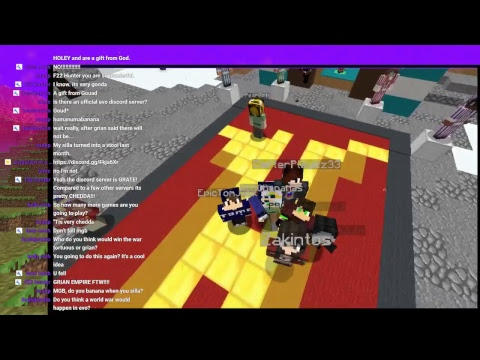 Hypixel with Viewers!!! | Hosted by MysteriousGoofBall