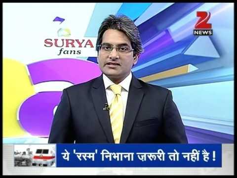 DNA: Analysis on Suresh Prabhu's Rail Budget 2016!