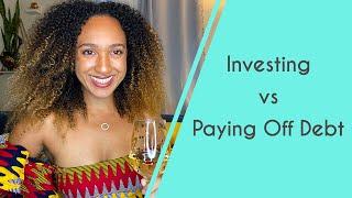 STUDENT LOAN DEBT JOURNEY | November Update | Investing vs Paying Off Debt