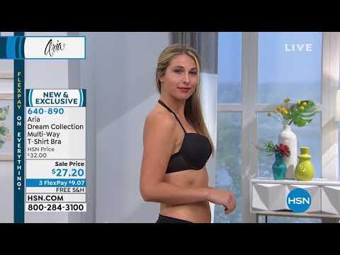 HSN | Aria Intimates 06.13.2019 - 04 AM