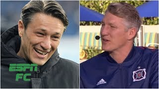 Schweinsteiger: Kovac's Bayern Munich can reach Champions League final | Bundesliga