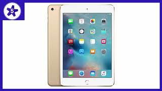 Apple iPad mini 4 128GB Wi-Fi 7.9-Inch Tablet Review