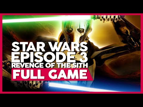 Star Wars Episode III: Revenge of the Sith | Full Playthrough (PS2 | HD | No Commentary)