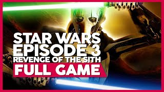 Star Wars: Revenge Of The Sith | PS2 | Full Gameplay/Playthrough | No Commentary
