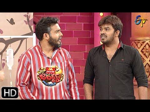 Sudigaali Sudheer Performance | Extra Jabardasth | 8th March 2019   | ETV Telugu