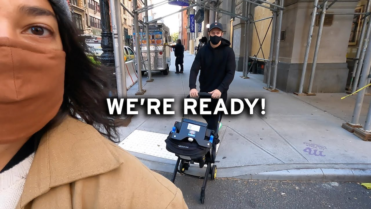 We're Ready for This....right?!  - 8 days til Baby