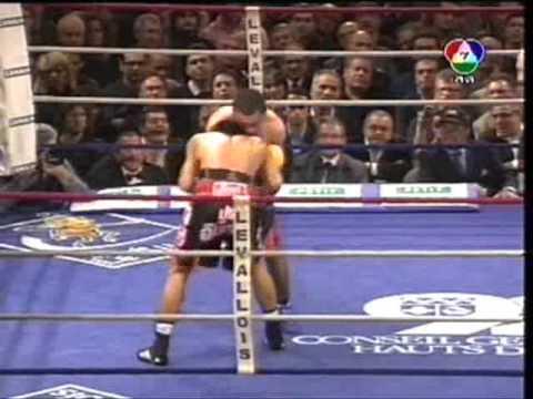 ไม่ดูไม่ได้ !!! สมศักดิ์ สิงห์ชัชวาลย์ vs มาห์ยาร์ มงชิปัวร์ (WBA Super Bantamweight Title) พากย์ไทย