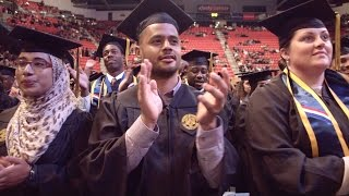 UMUC Commencement: Saturday Morning Ceremony - May 14, 2016