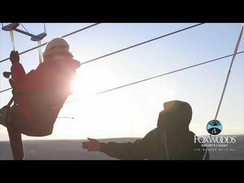 Foxwoods HighFlyer Daytime Video