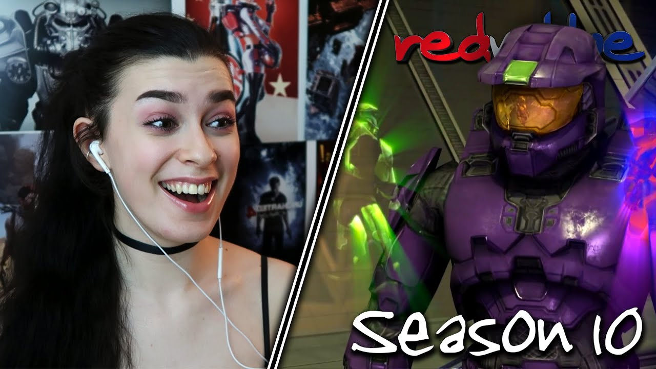 Download NEW A.I.   Red vs. Blue Reaction   Season 10   EP 1-6
