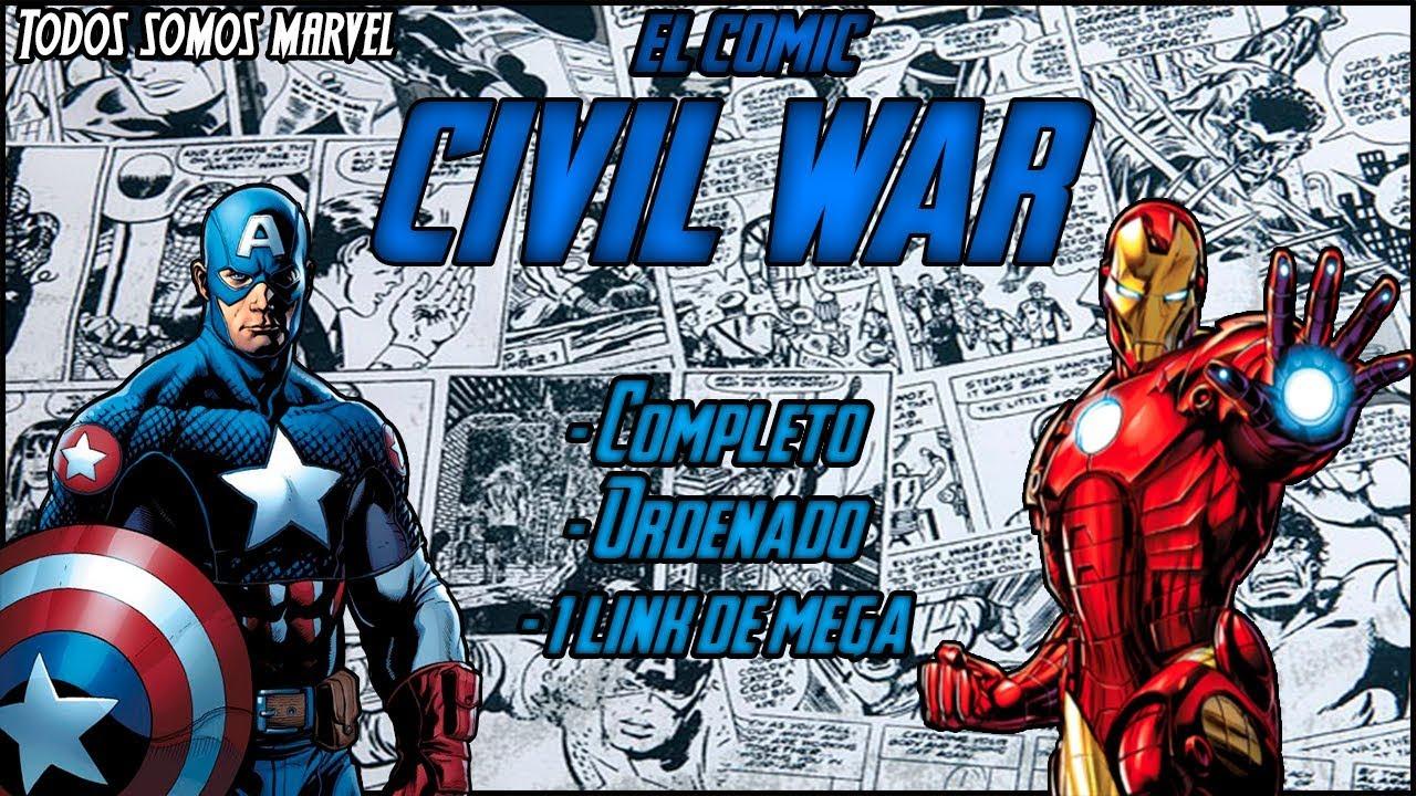 descargar comics completos en español pdf