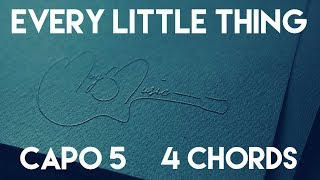 In this video I will be showing you how to play the song Every Litt...