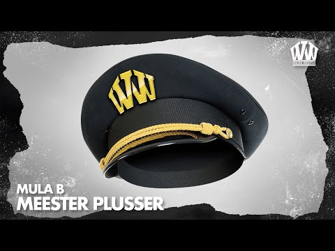 Mula B - Meester Plusser  (prod. IliassOpDeBeat)
