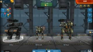 Как играть в War robots на ПК  компьютере.!!!Решение есть! Легко! 2018