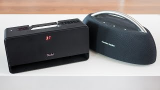 Teufel Boomster NG (2017) vs Harman Kardon go+play