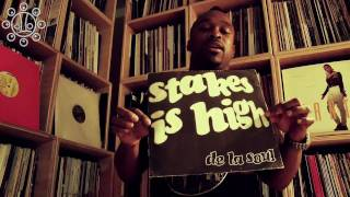 DJ Spinna Studio Tour