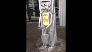 Наш робот-глушитель. Всё по выхлопным системам. +375296343477(, 2015-01-16T08:23:08.000Z)