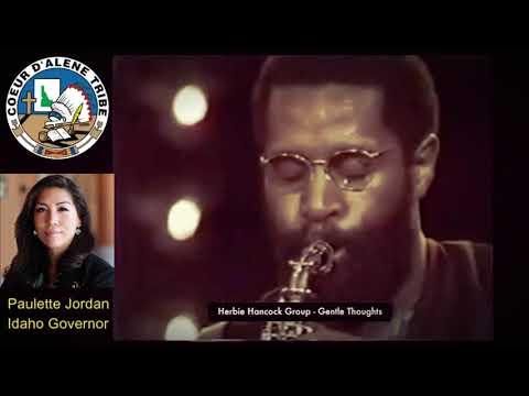 Gentle Thoughts , Herbie Hancock,Paulette Jordan ID