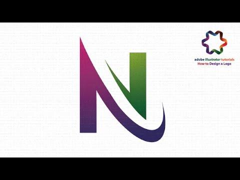 illustrator tutorial text logo design in illustrator
