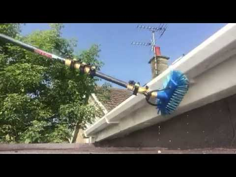 chris from scotland  shows  you the power of  our  turbo fan jet brush