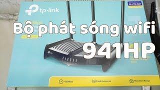 TL mở hộp bộ phát wifi TP-Link 941HP