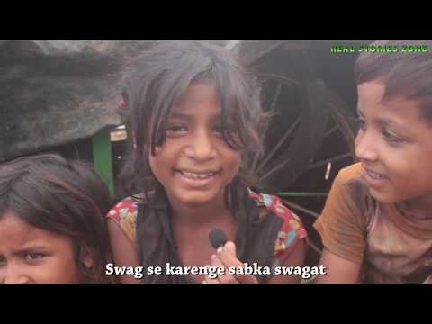 Indian's Poor Kids (Child Poverty Documentary) - Real Stories zone - sach ka safar