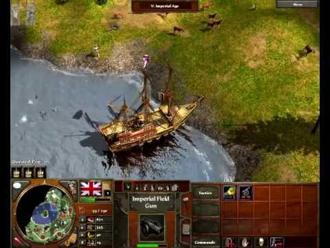Age of Empires III:  Dominating Queen Isabella!