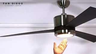 Monte Carlo Vision Ceiling Fan