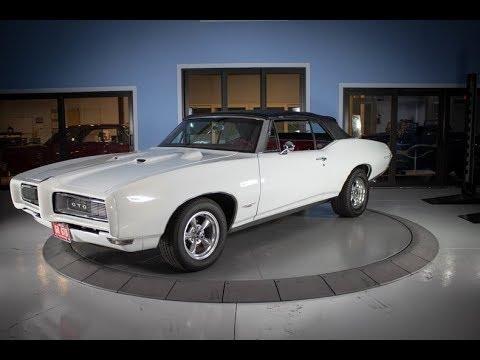 1968 Pontiac GTO Convertible #227