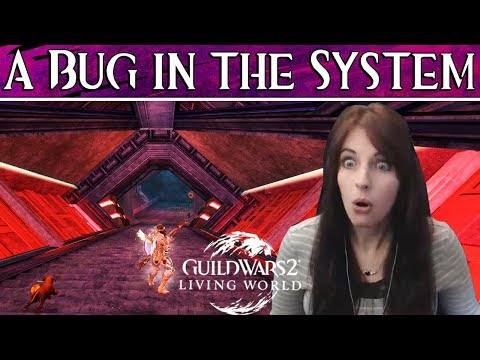 PEACHY REACTS ● A Bug in the System ● Guild Wars 2 Living World thumbnail