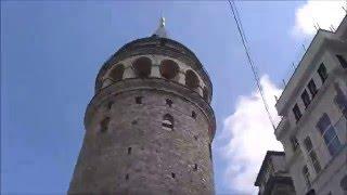 Galata Kulesi ( Galata Tower )
