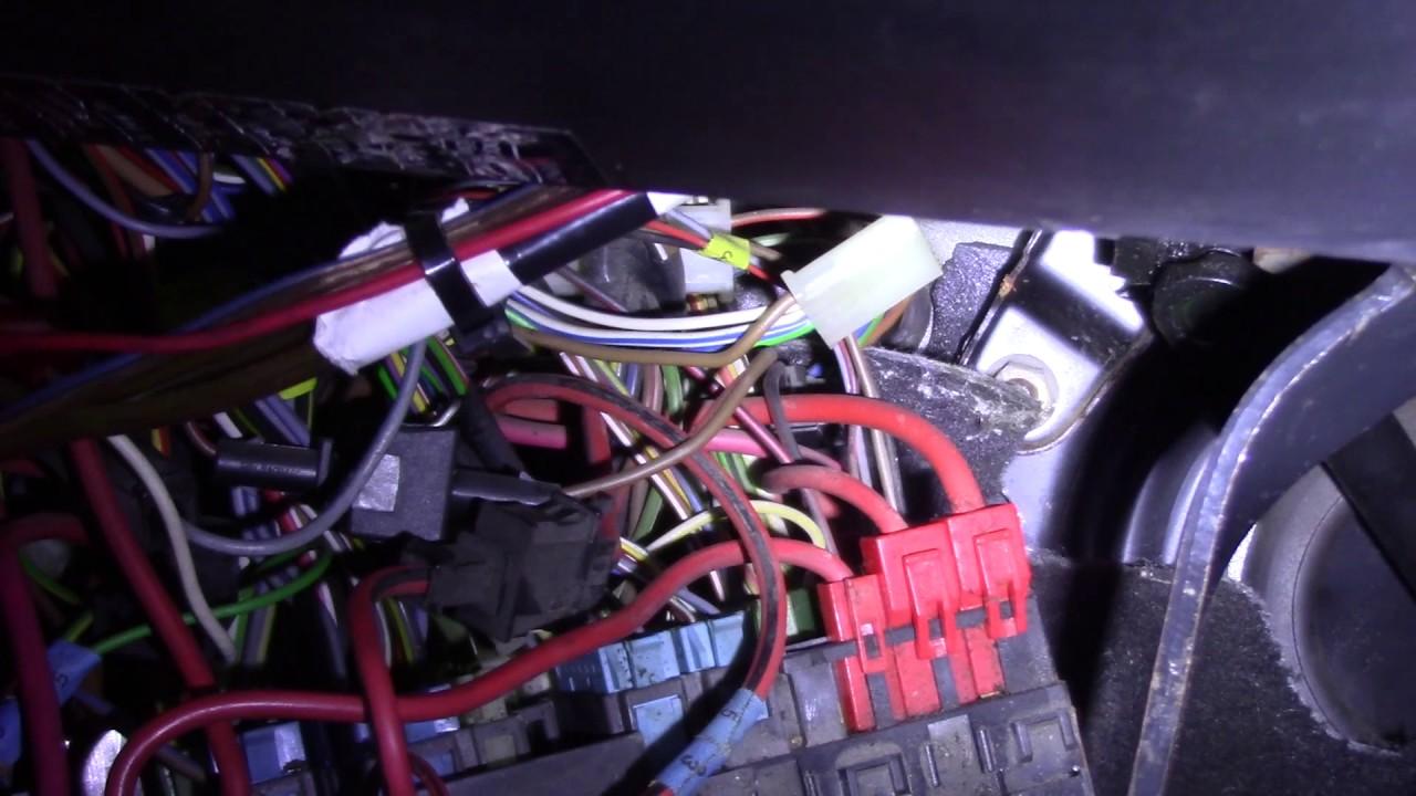 medium resolution of 1991 volkswagen jetta 2 0l 16v no crank no start