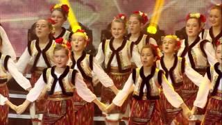 Traditional Romanian Dance - &#39Trupa DINAMIC&#39 - Romania Romania 2016