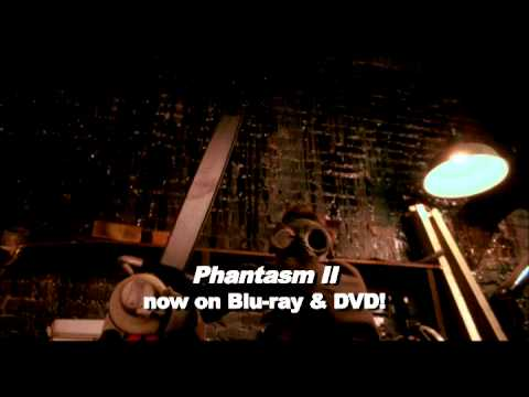 Phantasm II (4/4) Chainsaw Attack (1988)