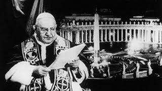 Papa Giovanni XXIII: Discorso alla Luna, 11 ottobre 1962