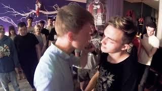 Rap Battle ПУСТЬ ГОВОРЯТ Bryansk: Deer-Z VS TiiNaX
