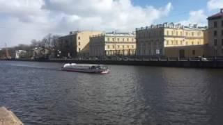 видео Выпускной на теплоходе в Санкт-Петербурге