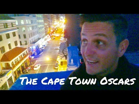 Behind the Scenes // Film Competition // Cape Town - VLOG_079