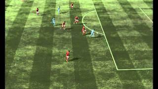 PALLONETTO DI HAMSIK IN NAPOLI-BENFICA FIFA12(PC)
