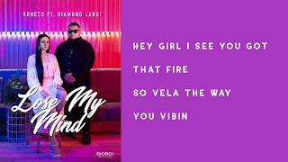 KONECS Ft. Diamond Langi - Lose My Mind [Official Audio]
