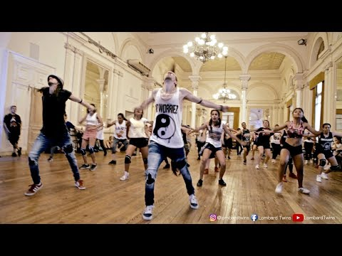 Lombard Twins - Free Expression Workshop - Argentina - Rihanna - Love On The Brain