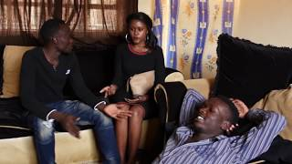 Ajaabu comedian surprised by slayqueen ft Nyachio
