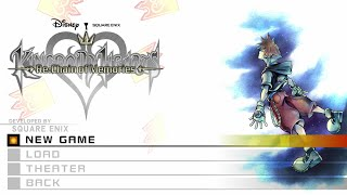 Kingdom Hearts RE: Chain of Memories HD All Bosses